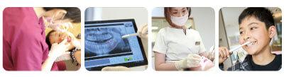 予防歯科導入実践講座の特徴